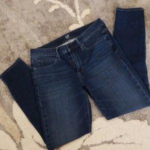 GAP denim blue Jean's size 28